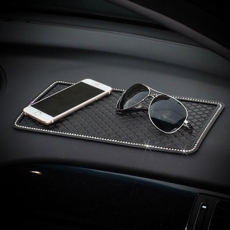 Luxury-Diamond-Anti-Slip-Mat-for-Mobile-Phone-Pad-key-GPS-Anti-Slip-Car-Sticky-Mat-11