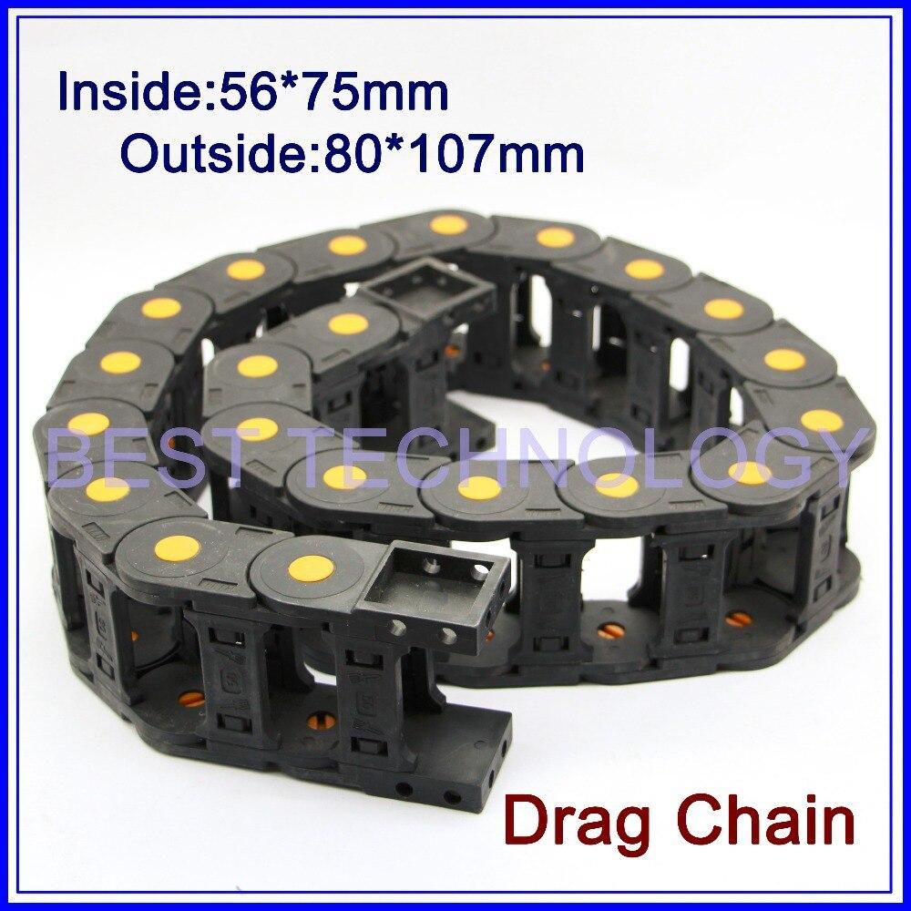 Серия 56x75 мм 100 мм 125 мм 150 мм 200 мм 300 мм L1000мм Пластиковый кабель с цепным проводом с концевыми соединителями пластиковая буксировочная линия wire crimp wire carrierwire checker   АлиЭкспресс