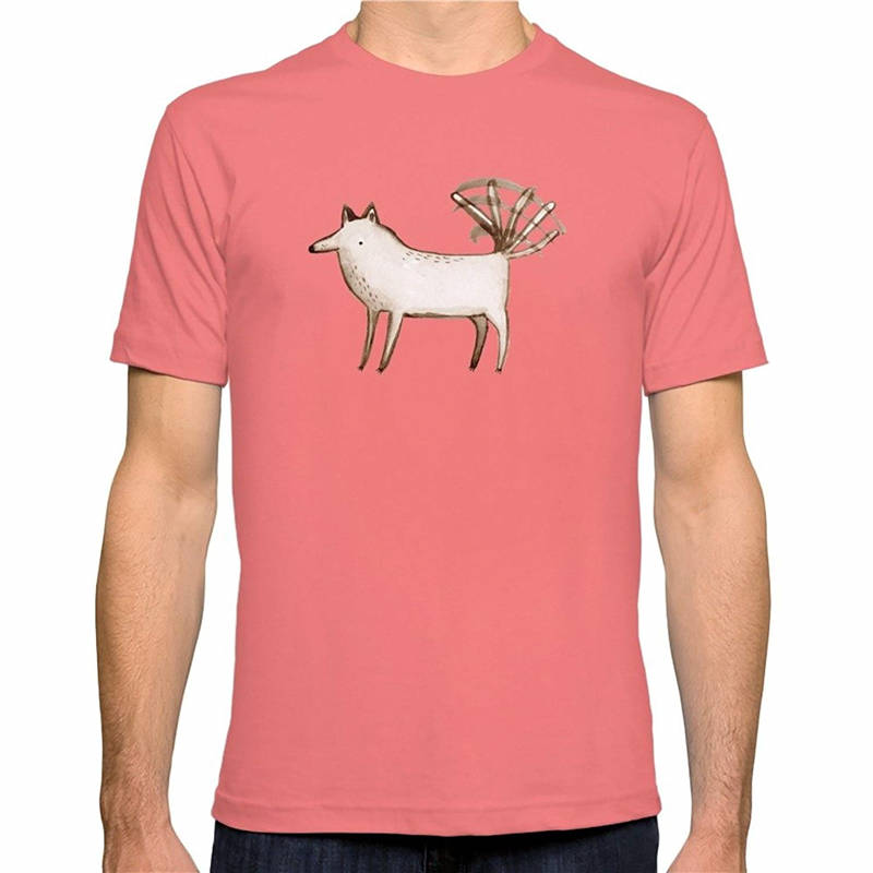 New Design T Shirt Print MenS 100% Cotton Crew Neck Short-Sleeve IM So Happy Tee