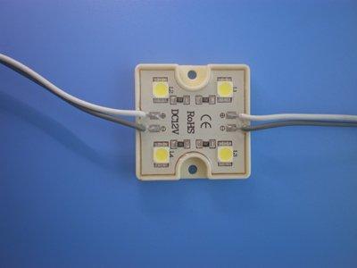 5050 SMD RGB светодиодный модуль, 20 штук нитке, DC12V вход