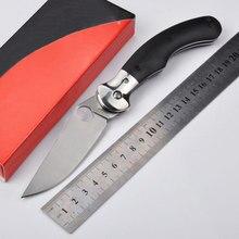 Горячие продажи складной нож 5Cr13MoV стеклоочистителя G10 ручка отдых на природе Охота Выживание Тактический нож EDC Многофункциональные инструменты