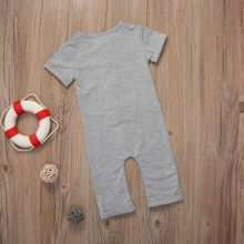 summer Infant Newborn Toddler Baby Boy Girl Clothes