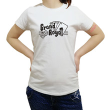 23c8b281 new arrived Grand Royal Records women T-Shirt 100% Cotton Beastie Boys Hip  Hop
