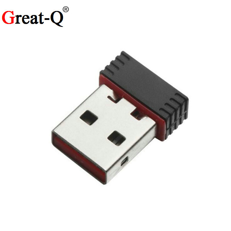 150Mbps Wifi Mini USB Wireless Wifi Lan Dongle Adapter Realtek RTL8188EU 150M 802.11b/g/n Network Card For Laptop Desktop PC