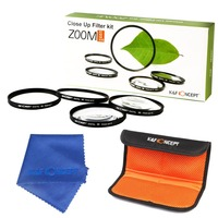 55mm Close Up Macro 1 2 4 10 Lens Filter Kit For Sony Alpha A55 A35