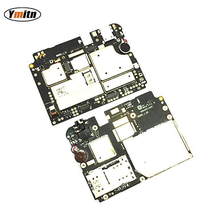 Ymitn Débloqué Électronique Panneau Carte Mère Carte Mère Circuits Flex Câble Avec Firmware Pour Meizu Meilan M3 note3 note 3