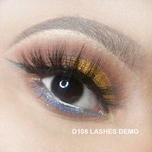Image 5 - Visofree 25 pairs/lot Eyelashes 3D Mink Lashes Handmade Dramatic Lashes Mink Collection Full Volume False Eyelash Makeup cilios
