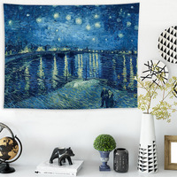 Indian Mandala Tapestry Hippie Wall Hanging Tapestry Multifunctional Bohemian Decorative Feather Tapestries Yoga Mats 150*130cm