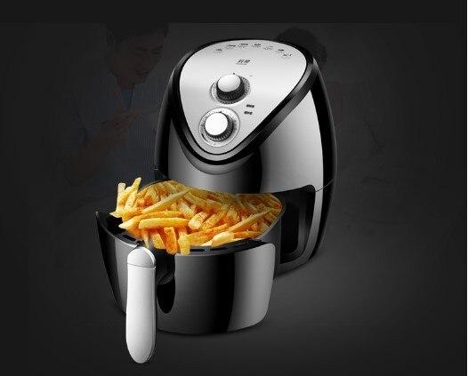 Intelligent Oil-less 3.8L Automatic Chip Fryer 3