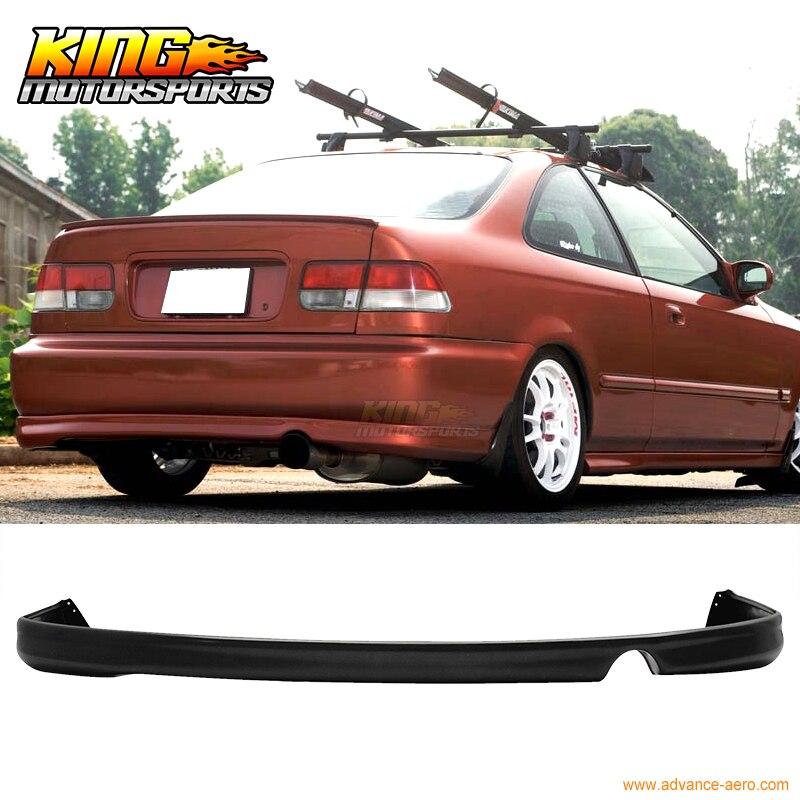 Honda civic rear bumper promotion shop for promotional for 01 honda civic 4 door
