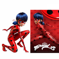 Hero Catcher High Quality Tailor Miraculous Ladybug Cosplay Costume Ladybug Suit Ladybug Suit