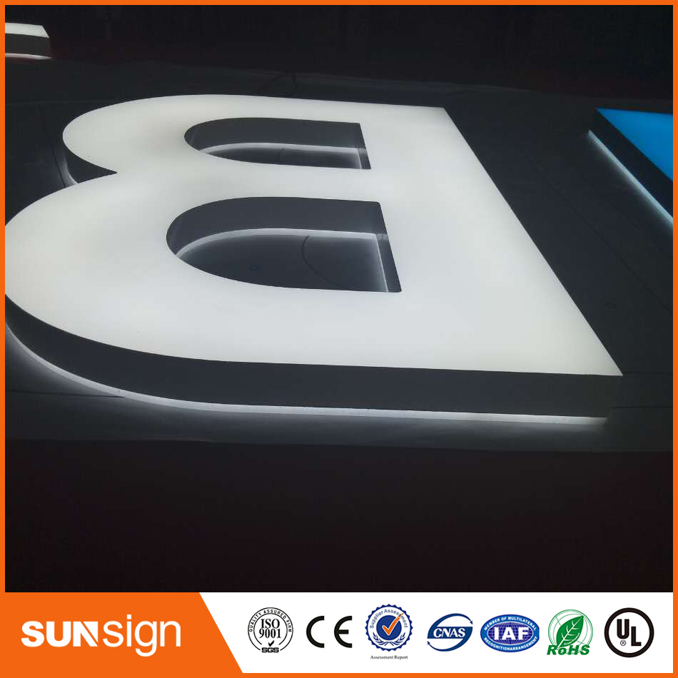 New Arrival Acrylic Mini Led Letter