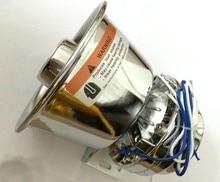 200W Stainless Steel Electronic Horn Car Alarm Siren Loudspeaker Horn Automotive Siren Car Styling Police Horn Megaphone Buzzer
