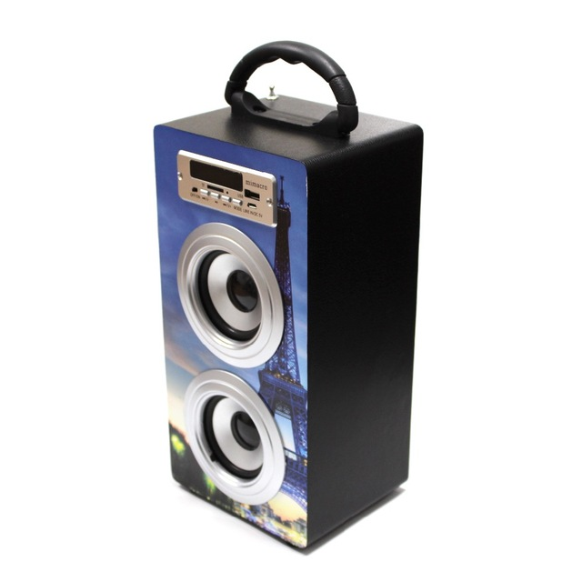 handsfree wireless speaker super bass stereo bluetooth. Black Bedroom Furniture Sets. Home Design Ideas