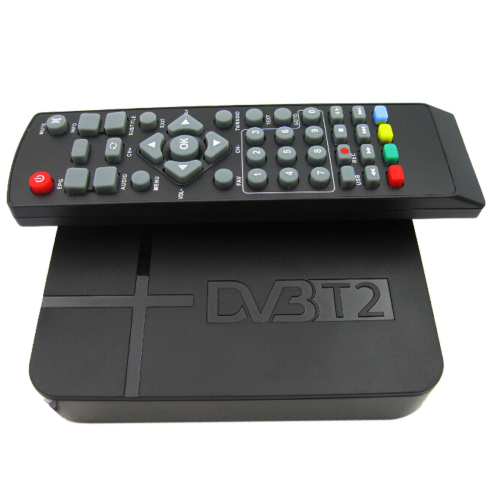2016 Newest Full HD 1080P K2 DVB T2 font b Digital b font Video Terrestrial MPEG4