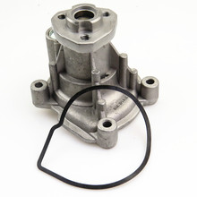 FHAWKEYEQ Car Engine Auxiliary Cooling Circulating Water Pump For VW Eos Golf Jetta Passat Touran Seat