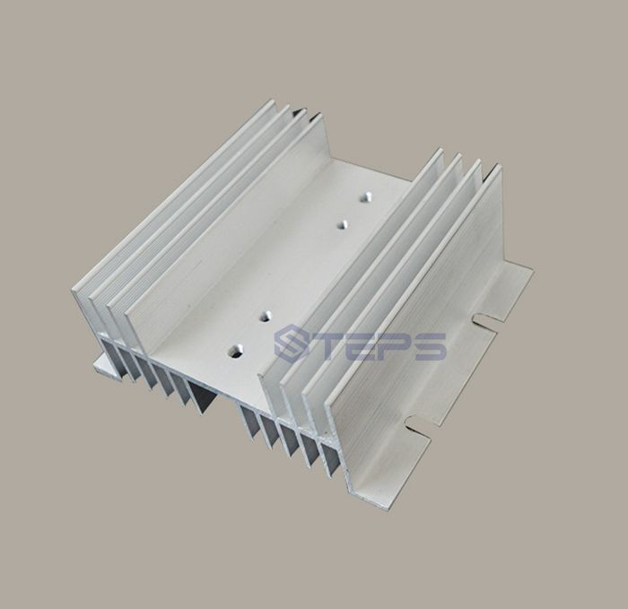 Подробнее о SSR solid state relay radiator Industrial SCR relay aluminum heat sink SR-W lengthen type 110*125*50 free shipping compact relay socket solid state heat radiator heatsink