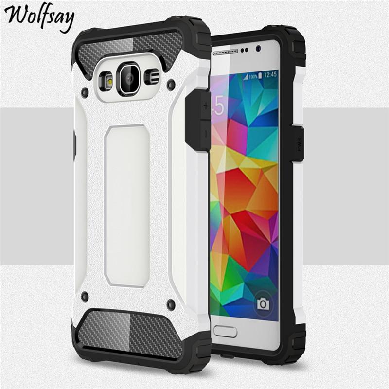 Wolfsay για κάλυψη υπόθεση Samsung Galaxy Grand Prime - Ανταλλακτικά και αξεσουάρ κινητών τηλεφώνων - Φωτογραφία 5