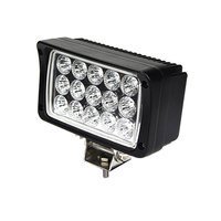 Free Shipping 12pcs 45W 4x6 Tractor Headlight Truck Trailer Agriculture Vehicles Construction Heavy Duty Vehicles Work