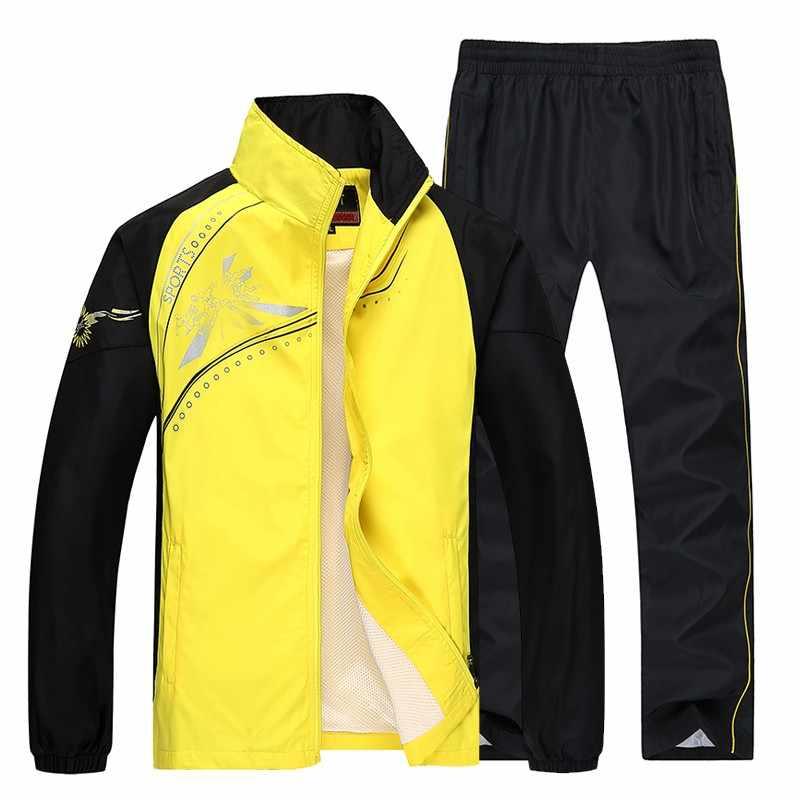 2019 Merk Kleding vrouwen Sportkleding Mode Oefening Trainingspakken Leisure Vrouwelijke Hoodies en Sweatshirts Suits Jas + Broek 5xl
