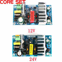 AC to DC Switching Power Supply Module AC 110v 220v to DC 24V 4A/12V 8A AC-DC Switch Power Supply Board