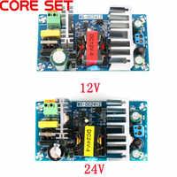 AC zu DC Schalt Netzteil Modul AC 110 v 220 v zu DC 24 V 4A/12 V 8A AC-DC Schalter Power Supply Board