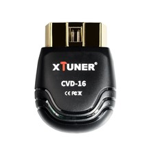 2018 New XTUNER CVD-16 V4.7 HD Android Diagnostic Adapter for Trucks Free Shipping