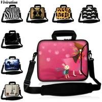 Sleeve Messenger Tablet PC Bag 10.1 9.7 10 10.5 9.7 Inch Casual Fashion Women Girls Laptop Bag 15 13 12 14 17 17.3 Neoprene Case