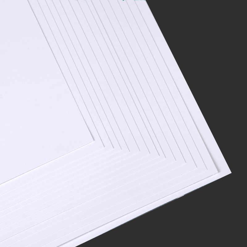 A4 ورق بطاقات أبيض اللون 240 جرام 300 جرام 350 جرام 400 جرام الأبيض كرتون البطاقات Cards Card Stock Aliexpress