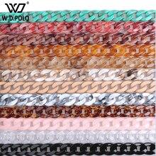 Wdpolo пластиковые женские сумки ремень супер шик леди плечо в полоску Мода Bolsa ручка легко Сумочки в комплекте ремни KK001
