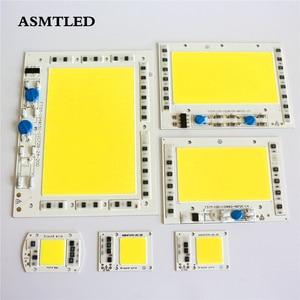 Image 1 - LED צ יפ COB אין צורך נהג 200 W 150 W 100 W 50 W 30 W 20 W 220 V קלט שבבי שבב לומן גבוה לdiy זרקור הארה LED אור