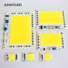 LED COB Chip No Need Driver 200W 150W 100W 50W 30W 20W 220V Input High Lumens Chip For DIY LED Floodlight Spotlight light Chips(China)