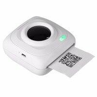 Printer Portable Bluetooth 4.0 POS Thermal Photo Printer Phone Wireless Connection Printer 1000mAh Lithium ion Batter