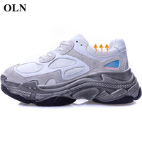 OLN Woman Brand Outdoor Athletic Sport Shoes For Women Breathable Women Running Shoes Outdoor Jogging Womens Sneaker
