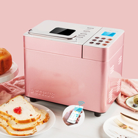 Bakermaker Home Automatic Multi functional Smart Roast Toast Pine Breakfast Grinder bread machine kitchen appliances flour maker
