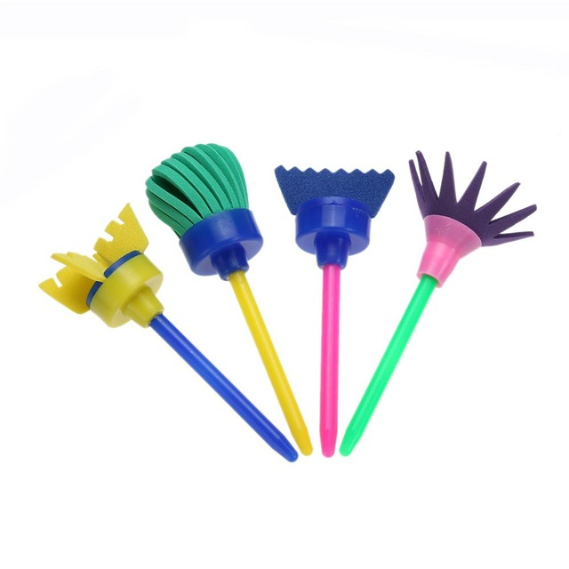 4pcs-set-Paint-Drawing-Toys-Rotate-Spin-Sponge-Kids-DIY-Flower-Graffiti-Sponge-Art-Supplies-Brushes.jpg_640x640