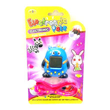 Newest 90S Nostalgic Virtual Pet Cyber Pet Digital Pet Penguins E-pet Gift Toy Funny Handheld Game Machine Random Color(China)