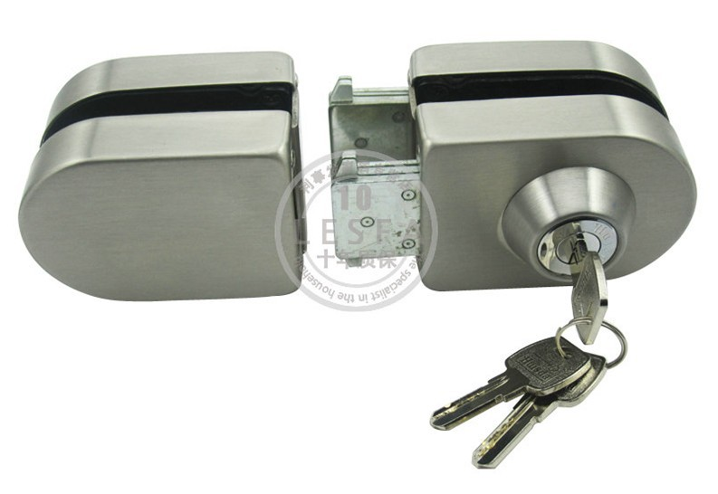 High Quality Qrignal Best Selling 304 Stainless Steel Glass Door Lock With Keys ----Factory Direct Price high quality pci 6503 selling with good quality
