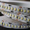 Светодиодный светильник, 5 м, 1200 светодиодов, 24 В, 3014 SMD, 12-14 лм, 240 светодиодов/м