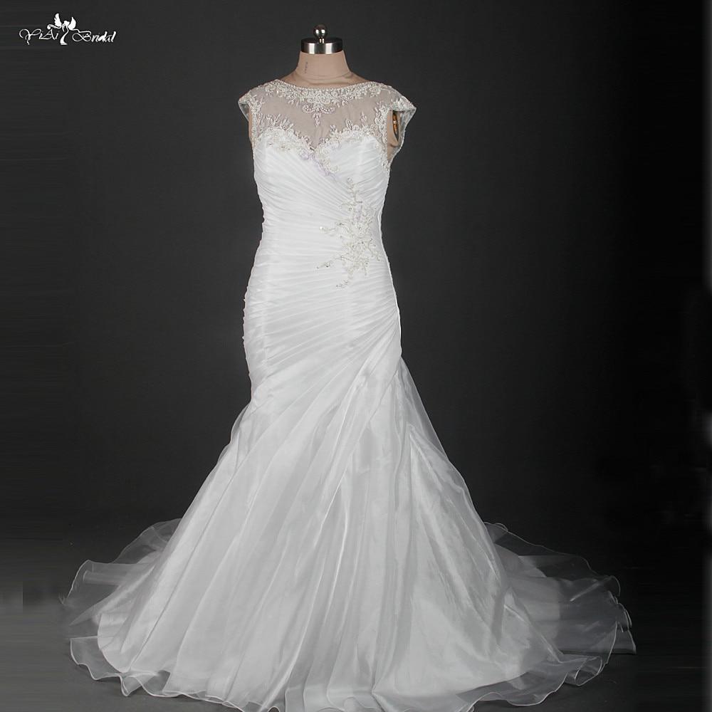 Popular Mermaid Wedding Dresses Online-Buy Cheap Mermaid Wedding ...