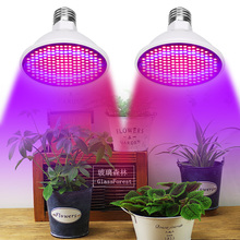 E27 Full Spectrum LED Grow Light Dual Head Flexible Clip light 12W Bulb Fitolampy Phyto Lamp For Indoor Garden Plants