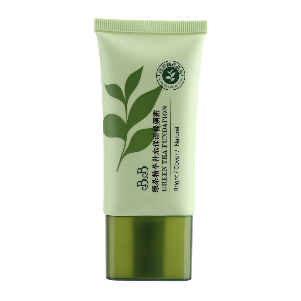 Shuyan Green Tea Fundation B B font b Cream b font 40g Facial font b Skin
