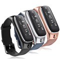 Hot M6 Smart Watch Sports Smart Bracelet band Bluetooth 4.0 Headsets Sleep Monitor Fitness Tracker for IOS Android Phone