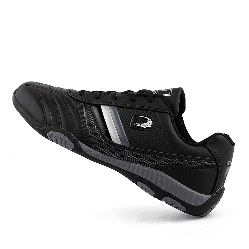 2018 Spring Men Shoes New Arrival For Men Non-Slip Hunting Outdoor Sport Leather Popular Sneakers hiking shoes