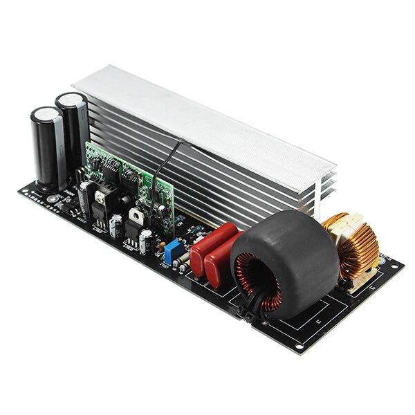 1 компл. 3000 Вт Чистая синусоида Инвертор Мощность доска Post синусоида модуль усилителя доска собранный