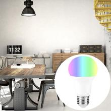 WIFI Light Bulb 7W E27 RGBW LED Smart Wireless Control Dimmable