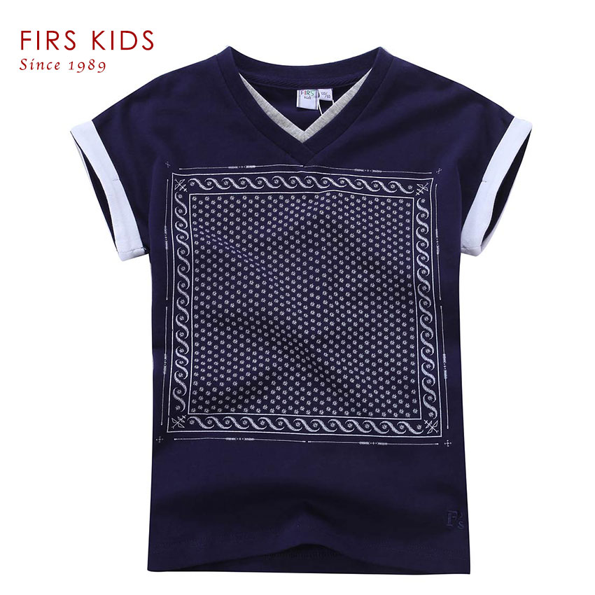 Firs kids boys clothing shirt for boy 2016 new fashion for Boys short sleeve t shirts