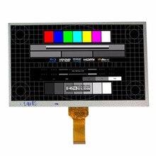 Nieuwe 10.1 inch 40pin lcd scherm DX1010BE40F0 DX1010BE40 DX1010BE voor tablet pc LCD panel gratis verzending