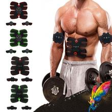 Home Intelligent Abdominal Muscle Paste Fitness Equipment Abdominal Muscle Trainer Without Battery
