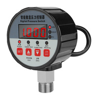 Digital Display Pressure Gauge Switch Vacuum Electric Contact Pressure Gauge Negative Pressure Pump Controller